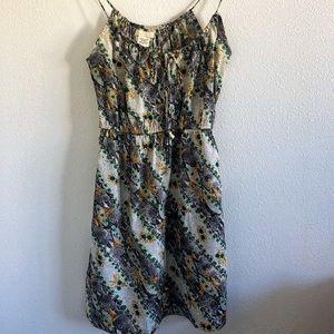 Billabong Blouson Print Dress